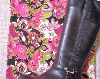 It's the 60s Baby Boot Bag