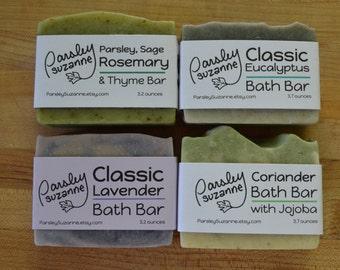 Herb Garden Soap Assortment