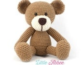 Download Now - CROCHET PATTERN Teddy Bear PDF 102