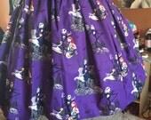 Nightmare Before Christmas Skirt