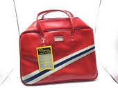 Vintage Savoy Carry-All Bag Carryon Bag NOS with Tag