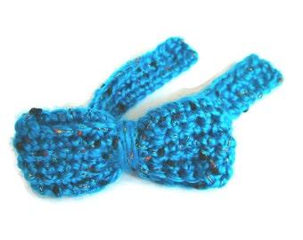 Bowtie Newborn Baby Boy Handmade Crochet Bow Tie Photography Prop