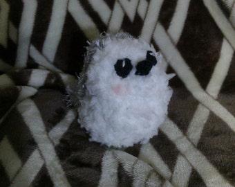 Crochet Piper bird