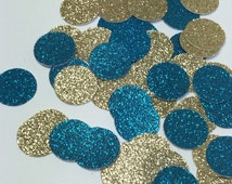 Blue and Gold Decorations, Blue and Gold Baby Shower, Blue and Gold Wedding, Blue and Gold Party, Blue and Gold Banquet