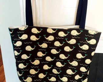 Ahab Reversible Bag