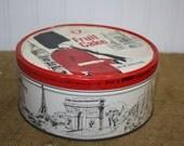 Vintage Dundee Fruit Cake Tin - item #1351
