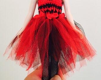 Blythe Ballerina Dress - Harloquin II