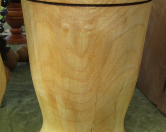Wooden Maple Rustic Style Ale Cup