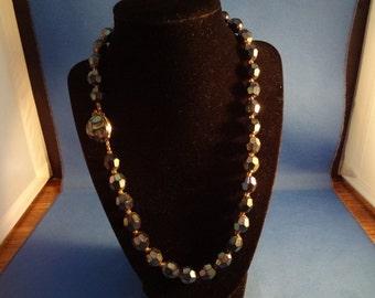 Austrian Beads Necklace