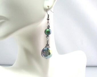 Drops of Aurora Earrings