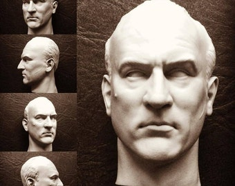 One of a Kind Robert DeNiro Chicago Ganster head 1/6th scale