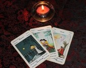 3 Card Tarot Reading / Tarot Card Spread ~ Intuitive Empathic Readings