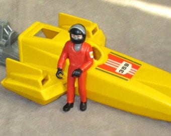 Fisher-Price Adventure People Toy #359 Land Speed Racer