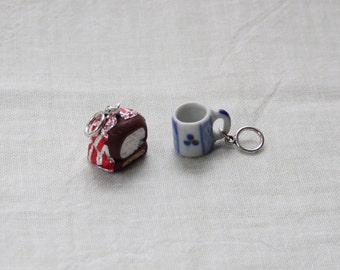 Stitchmarkers - Teacake Time - Stitch Markers
