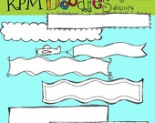 ON SALE KPM Page Headers Stamps