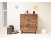 Beautifully Modern Reclaimed Old Growth Dresser