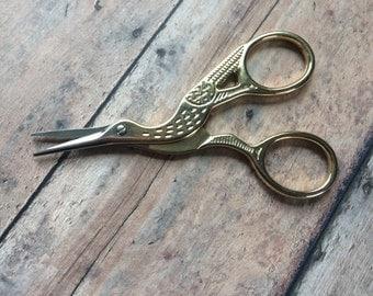 Crane Scissors