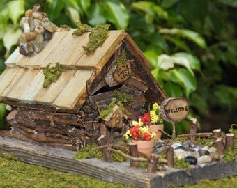 Gnome House - Fairy House