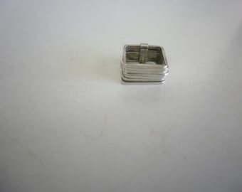 Vintage Taxco sterling silver 7 days ring