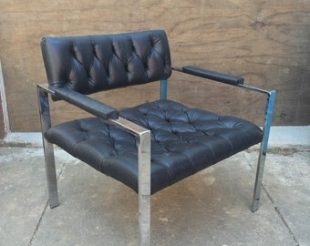 Milo Baughman Thayer Coggin Lounge Chair