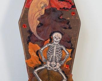 Moon Dance Coffin Box