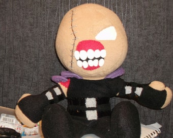 Nemesis inspired plush