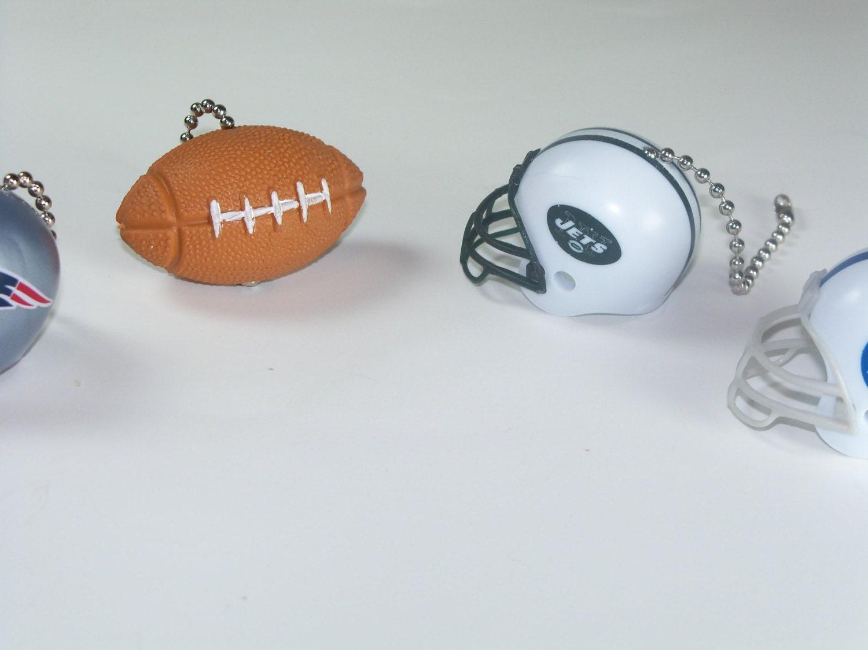 Nfl 174 Helmet Amp Football Ceiling Fan Pulls Practical Gift Gift