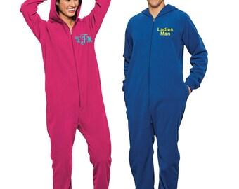 Footie pajamas | Etsy