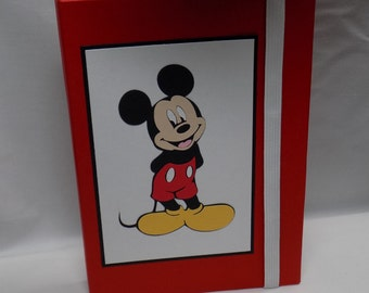 Mickey Mouse Shopping/Note Organizer