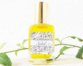 Perfume Bottle -Roll on-Soleil -15ml