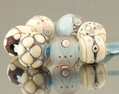 Meagan Lily Lampwork ' Dots and Lines (BS15048)