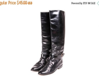 30% OFF Riding Style Boots Women's Size 8 CHARLES DAVID