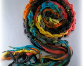 the katia scarf. statement scarf ~ funhouse ~