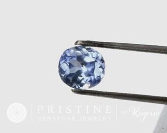 Square Cushion Ceylon Natural Blue Sapphire 1.94 Carats Precision Cut September Birthstone