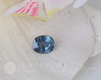 Color Change Sapphire 9 x 7 MM Oval Gemstone September Birthstone