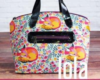 Lola Domed Handbag Swoon Pattern