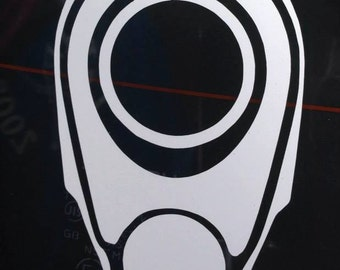 1911 Muzzle Decal