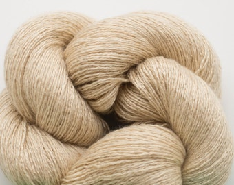 Golden Sands II Silk Cashmere Lace Weight Recycled Yarn, SCH00111