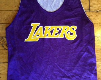 Vintage NBA Los Angeles Lakers mesh jersey