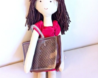 Handmade custom doll, Bestfriend, Mother, Daughter, Bridesmaides, Unique doll, Personalized doll, Character dolls, Rag doll, made by photo