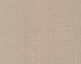 TWIG Cirrus Solid, Chambray Weight, Crossweave, Yarn Dyed Solid Fabric, 100% GOTS-Certified Organic Cotton, Cloud9 Fabrics, 902