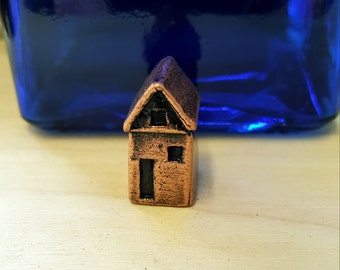 Gold Miniature Wish House