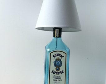 Bombay Gin Lamp