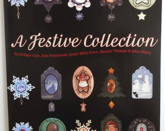 A Festive Collection by Assorted Artists  Decorative Painting Book