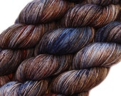 hand dyed yarn WINTER IS COMING pick your base - sw merino bfl silk nylon stellina fingering dk
