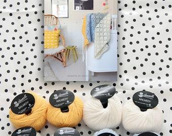 CROCHET KIT: pattern+yarn