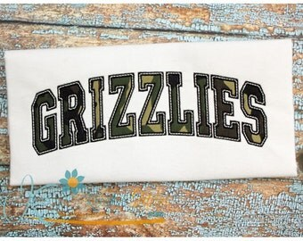 Grizzlies Arched