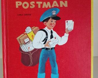 I want to be a Postman, Carla Greene 1958