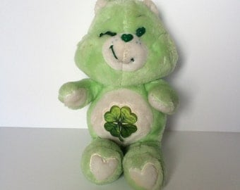 1983 Good Luck Care Bear