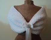 PDF Wedding Shawl Knit Pattern